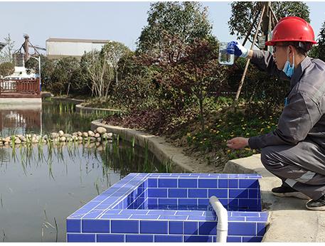 青白江区城市管理综合配套服务站渗滤液处理案
